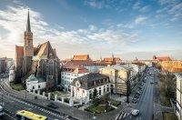 Panorama Wrocławia
